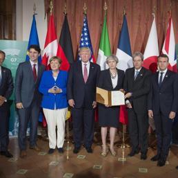 G7: documento contro il terrorismo in 15 punti. Focus su finanziamenti e Internet